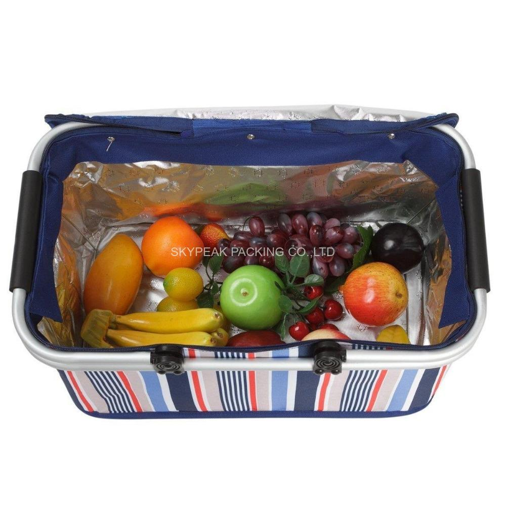 Collapsible Insulated Picnic cooler bag