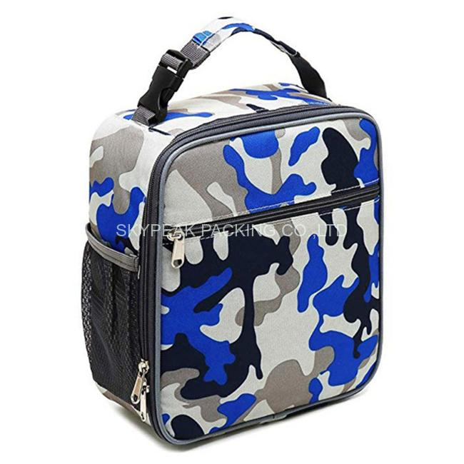 Wholesale Oxford Insulated Lunch Cooler Bag-2