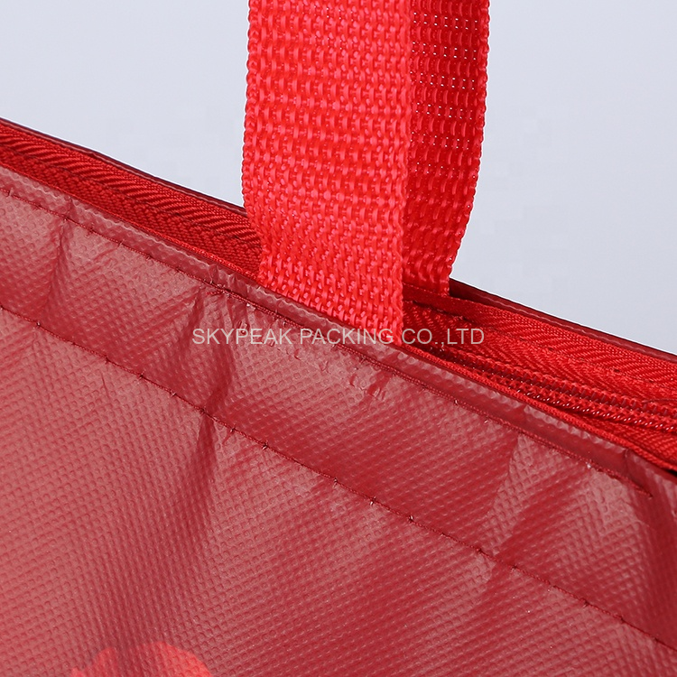 Laminted PP Non Woven Thermal Tote Bag (1)