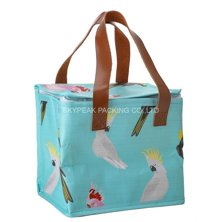Laminated PP Woven Insulation Bag